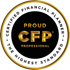 CFP Certifid Financial Partner Logo